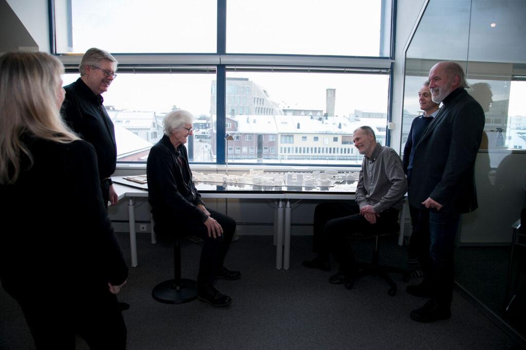 Arkitektkontoret til BOARCH arkitekter har vunnet priser siden oppstarten i 1971.