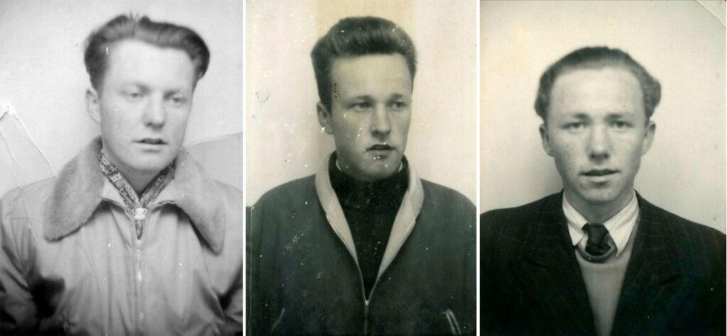 Harald, Alf og Jim Karlsen pantsatte heimgården til moren for å kjøpe traktor og starte bedrift tilbake på 50-tallet. Bedriften som i dag er kjent som Br. Karlsen Anleggsdrift AS og Bergneset Pukk og Grus (BPG).