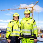Ekteparet og kollegaer Marie og Anders Lindorff er godt fornøyd med retningen bedriften deres KET er på vei i årene som kommer.