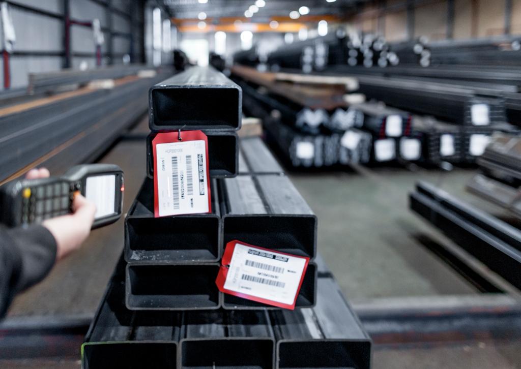 Tilgang og priser på stål kan være en utfordring for bransjen til Fimek.